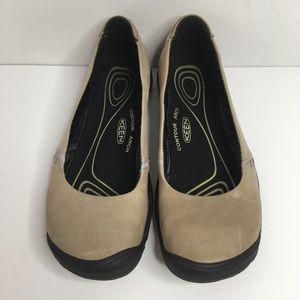 Keen Delancy Ballerina  Flat Shoes Women Size 10